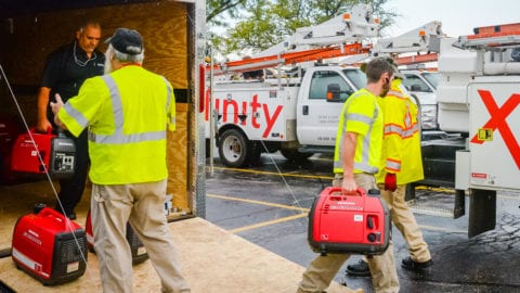 Frequently Asked Questions for Hurricane-Impacted Customers