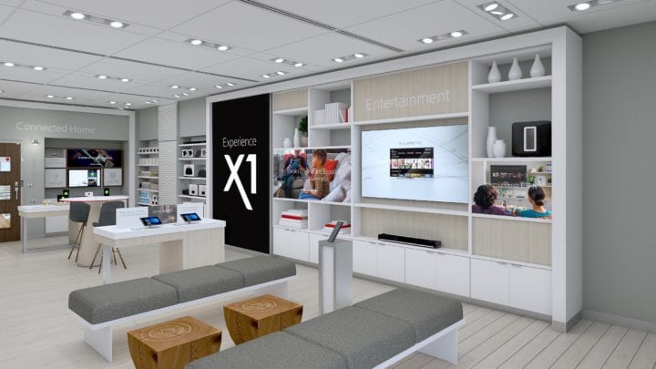 COMCAST CELEBRATING GRAND OPENING OF AVENTURA XFINITY STORE WITH SPECIAL WORLD CUP THEMED EVENT