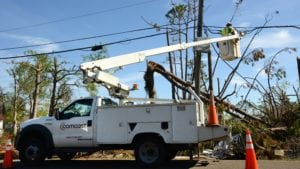 Comcast Service Restoration Update – November 27