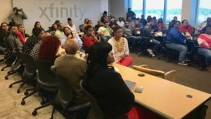 Jacksonville Employee Resource Group Celebrates Black History Month
