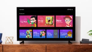 Xfinity's First Kids Week Starts July 8th